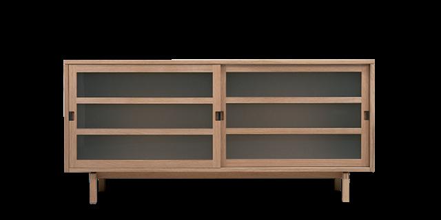 Andersen Classic skænk og vitrine – Houmøllers Møbler