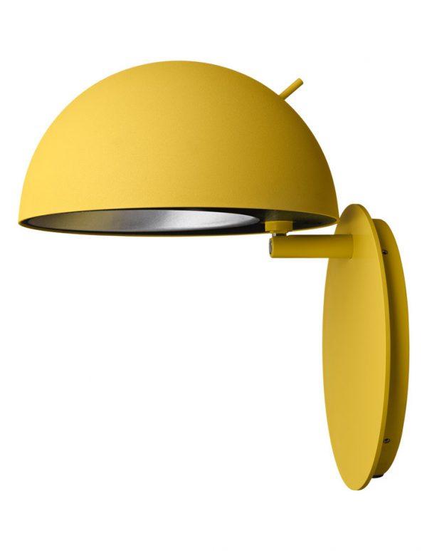 5702377047026-radon-væglampe-mat-gul—lightyears-_1