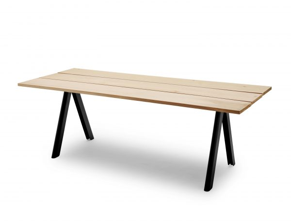 1392003 Overlap Table, Black