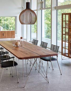 Højmoderne Spiseborde – Houmøllers Møbler QY-43