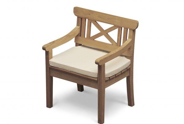 Drachmann Chair, Teak 02