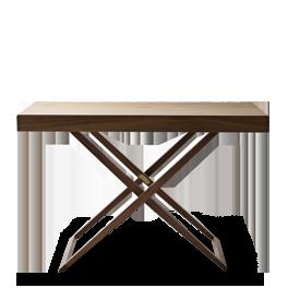 mogens-koch_mk98860_folding-table_walnut-oil_high_postion_front